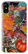 Thanksgiving Remembrance IPhone Case