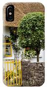 Thatched Cottage House IPhone Case