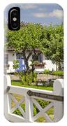 Thatched Roof Cottage IPhone Case