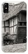 Thatched Watermill 3  IPhone Case