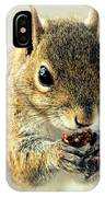 That's Now Some Good Food IPhone Case