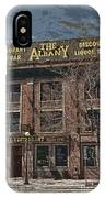 The Albany IPhone Case