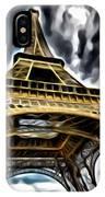 The Amazing Eiffel IPhone Case