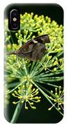 The American Snout Butterfly IPhone Case