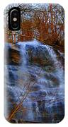 The Amicalola Waterfall IPhone Case