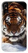 The Amur Tiger IPhone Case