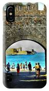 The Ancient City Of Rhodes IPhone X Case