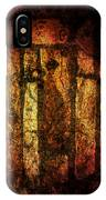 The Ancient Stones IPhone Case