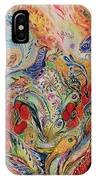 The Anemon Flowers IPhone Case