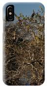 The Anhinga Trees IPhone Case