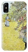 The Apple Harvest IPhone Case