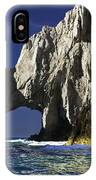 The Arch Cabo San Lucas IPhone Case