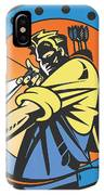 The Archer IPhone Case