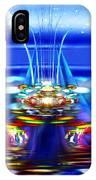 The Arkadian Fountain IPhone Case
