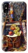 The Armenian Still-life With A Armenian Doll IPhone Case