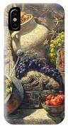 The Armenian Still Life With Cross  Stone Khachkar IPhone Case