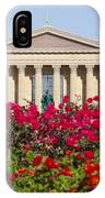The Art Museum In Summer IPhone Case