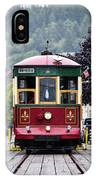 The Astoria Trolley Running IPhone Case