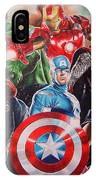 The Avengers IPhone Case