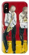Let The Music Play IPhone Case