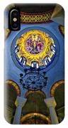 The Baptistery Of Lydia IPhone Case