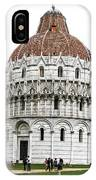 The Baptistry Of St. John IPhone Case