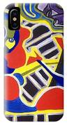 The Bar In The City IPhone Case