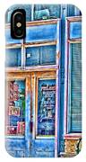 The Barbershop Hdr IPhone Case
