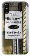 The Barrow IPhone Case