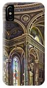 The Basilica Of St. Josaphat IPhone Case