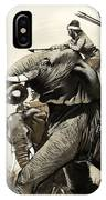The Battle Of Zama In 202 Bc IPhone Case