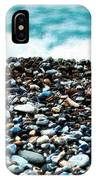 The Beach Of Rocks IPhone Case