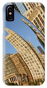 The Bean - 2 IPhone Case