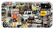 The Beatles Collage IPhone X Case