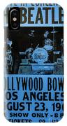 The Beatles Live At The Hollywood Bowl IPhone Case