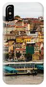 The Beautiful Colors Of Lisbon IPhone Case