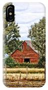 The Beauty Of A Farm IPhone Case