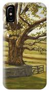 The Bedford Oak Summer IPhone Case
