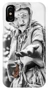 The Begging Leprous IPhone Case