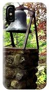 The Bell Tolls IPhone Case