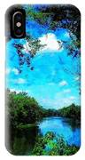 The Bend At Bristol IPhone Case