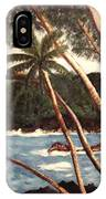 The Big Island IPhone Case
