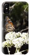 The Big Monarch IPhone X Case