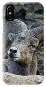 The Bighorn IPhone Case