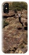 The Bighorn Uwe IPhone Case