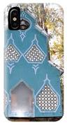 The Birdhouse Kingdom - Black-capped Chickadee IPhone Case