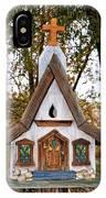 The Birdhouse Kingdom - Steller's Jay IPhone Case