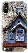 The Birdhouse Kingdom - The Cordilleran Flycatcher IPhone Case