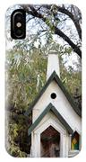 The Birdhouse Kingdom - The Pileated Woodpecker IPhone Case