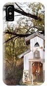The Birdhouse Kingdom - Wilson's Warbler IPhone Case